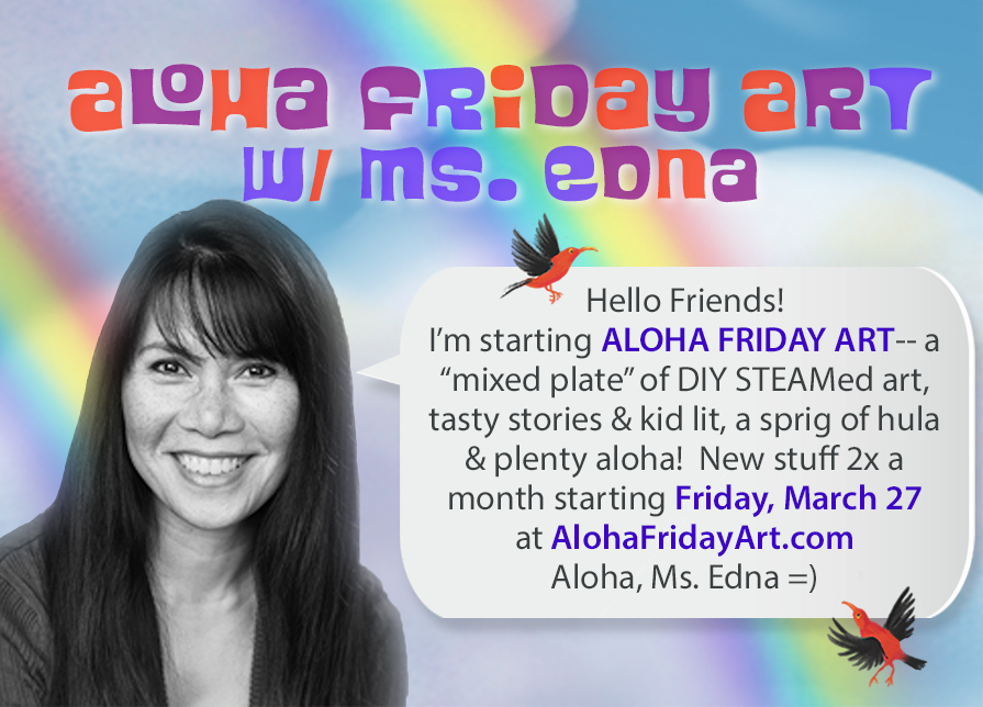 Coming Soon: Aloha Friday Art!